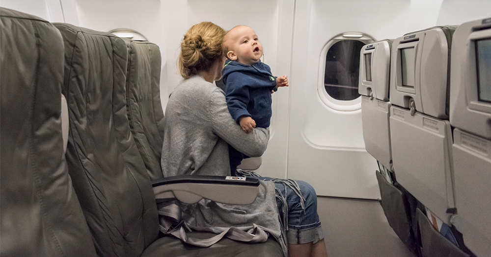 How to travel with a baby in style
