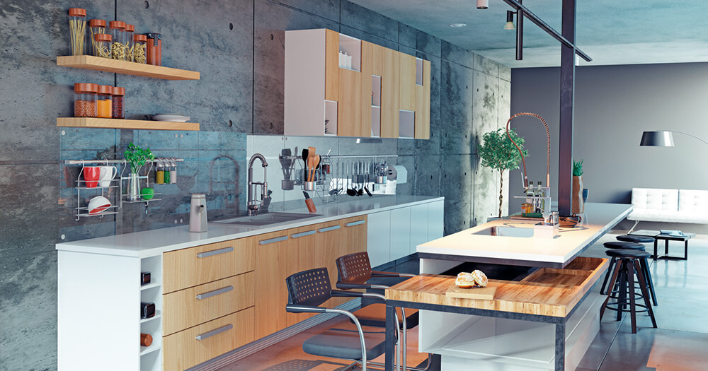 8 Bold New Kitchen Design Trends You Need To Know Barley