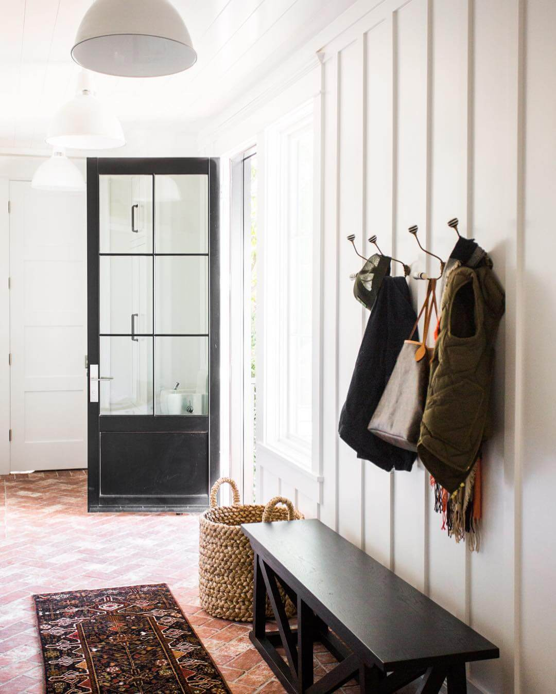 Studio McGee Create a mudroom inspiration