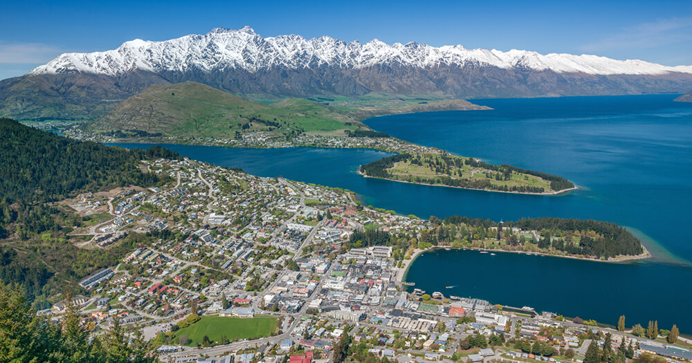 Queenstown, The Remarkables