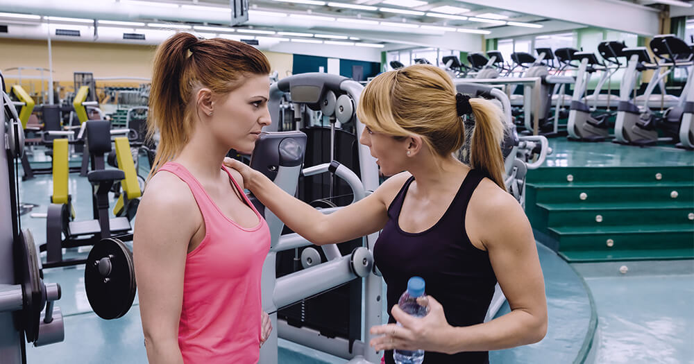 Personal trainer challenges - difficult clients