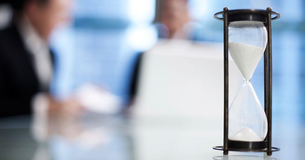 Hourglass - time