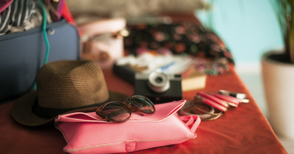 How to pack smartly to make travel easy