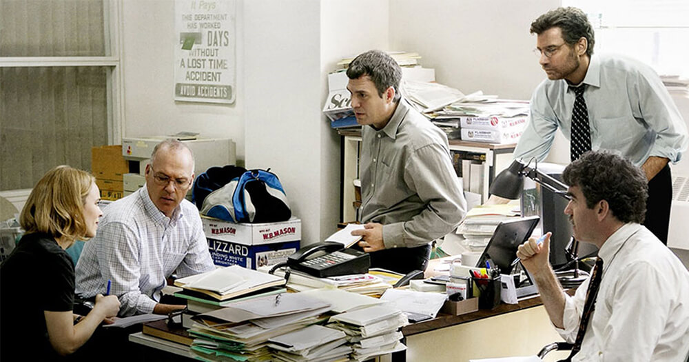 5 Movies About Journalism To Inspire You