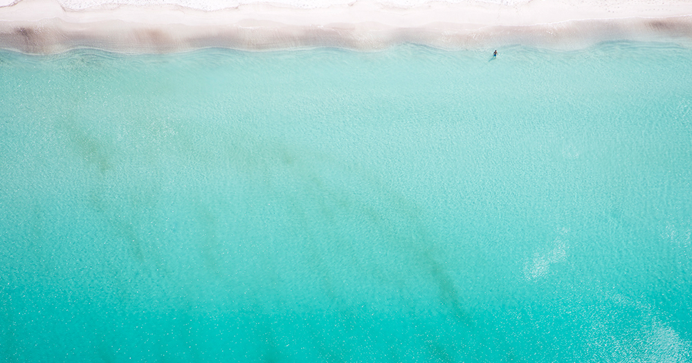 Jervis Bay - NSW South Coast - By John Respondek