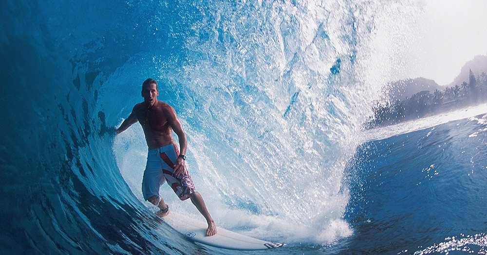 Andy Irons by Respondek