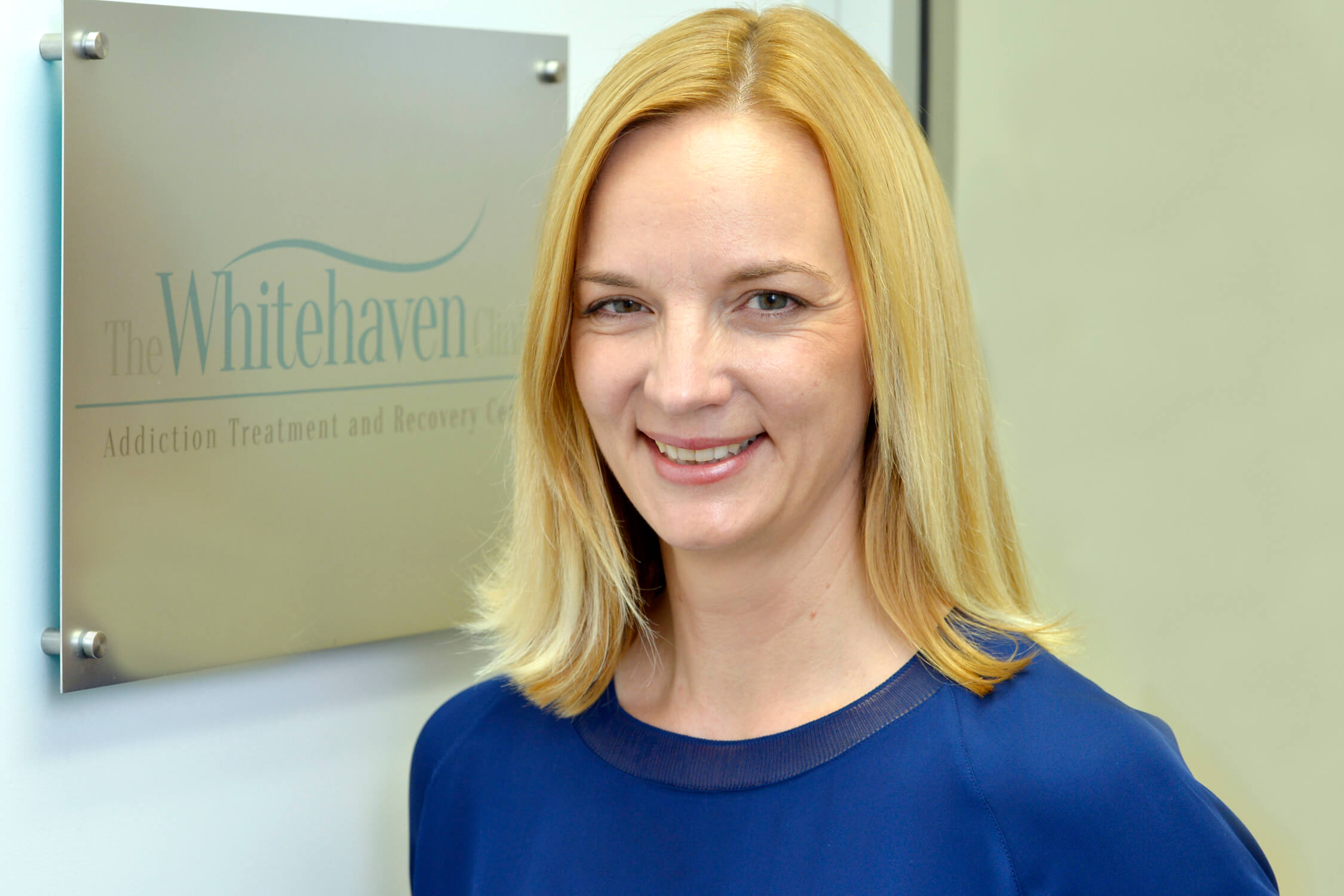 Tabitha Corser, Founder and Director of The Whitehaven Clinic