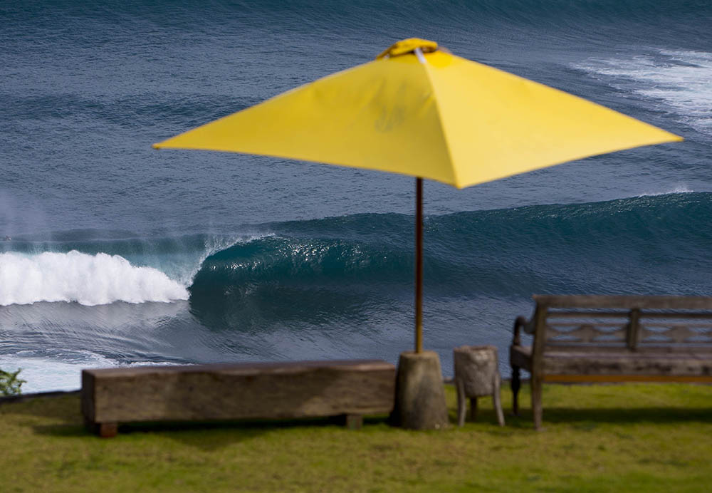 Uluwatu Surf Villas are a great place to visit for solo female travel (Photo by John Respondek)