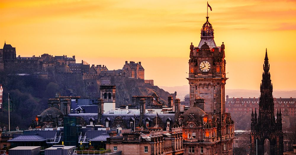 9 Most Utterly Underrated Travel Destinations - Edinburgh