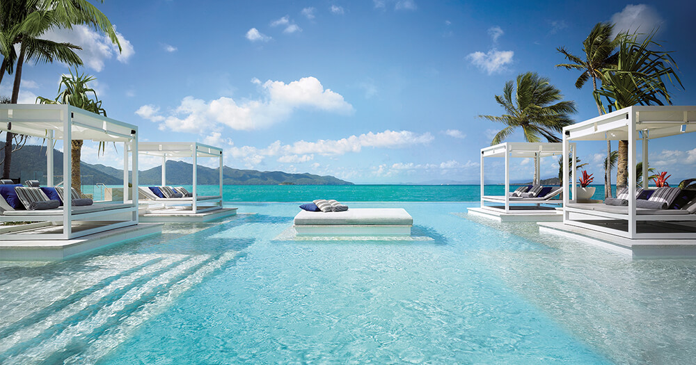 Best luxury winter escapes - One & Only, Hayman Island