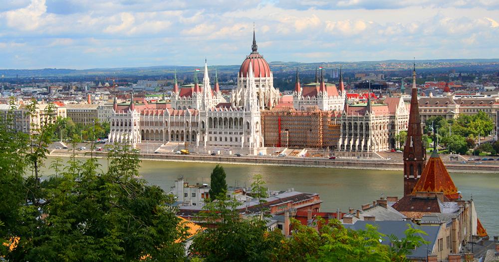 Budapest, Hungary - Danube