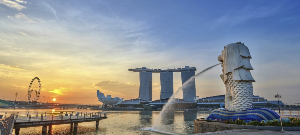 Best Stopovers - Singapore