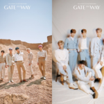 ASTRO serve timeless looks in time traveler version concept photos for 'Gateway'!