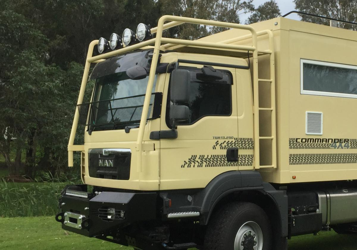 Commander 4x4 Slrv Expedition Vehicles