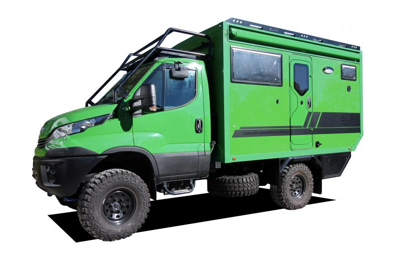 Iveco Daily 4×4 Camper