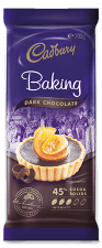 Cadbury Dark Cooking Chocolate Block