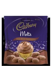 Cadbury Milk Melts