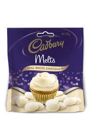 Cadbury White Melts