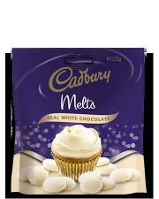 Cadbury White Melts