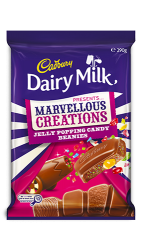 Marvellous Creation Jelly Popping Candy Beanies