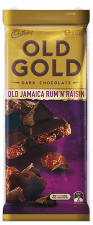 Cadbury Old Gold Jamaica Rum 'n' Raisin