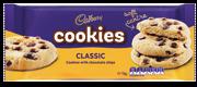 Cadbury Cookies Classic Biscuits