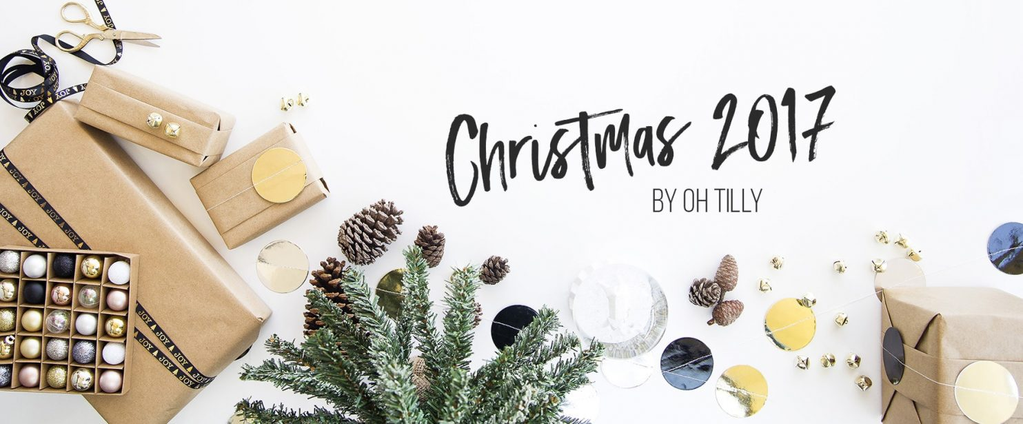 Christmas Styled Stock Photos | Oh Tilly Styled Stock Photography