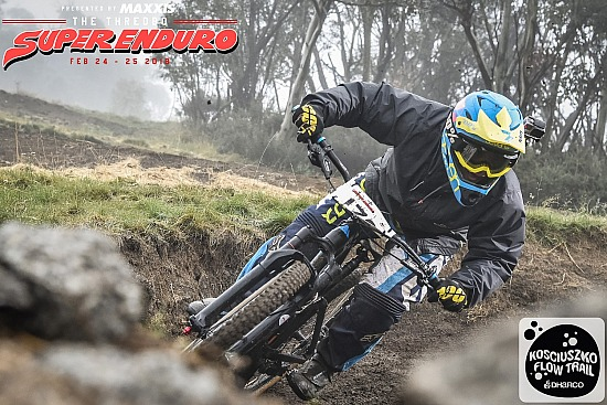 Thredbo Super Enduro 2018