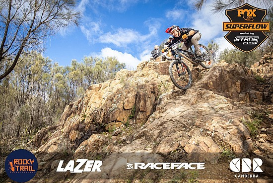 Fox Superflow Stromlo 2020