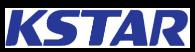 Logo kstar left