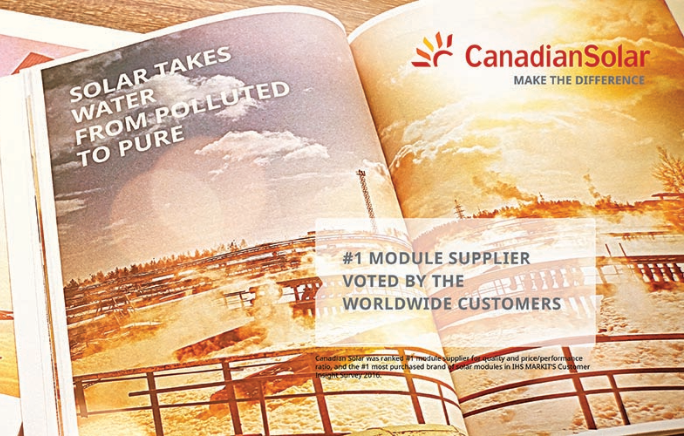 Banner canadian solar