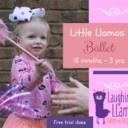 Little Llamas 18 Months