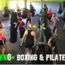 Ener G Boxing Pilates Studio Punch Class In Action 2018