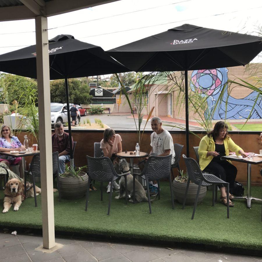 Parklet Program creates places for people