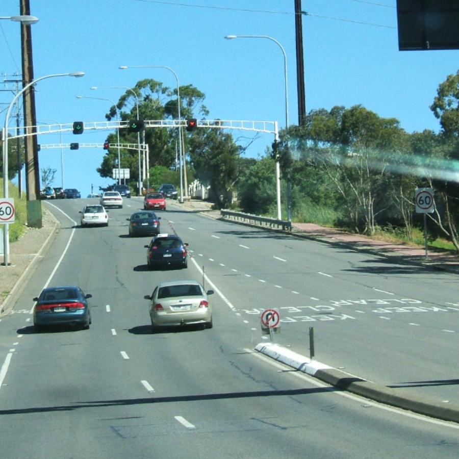 State Government: Flagstaff Road widening at Darlington