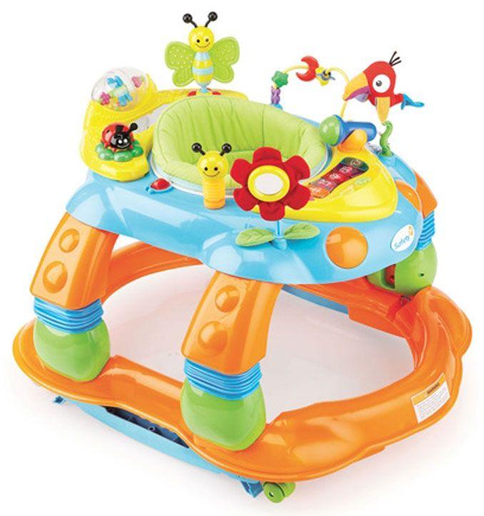 f51044ba6 SAFETY 1ST MELODY GARDEN 3-IN-1 ACTIVITY CENTRE - TTN Baby Warehouse