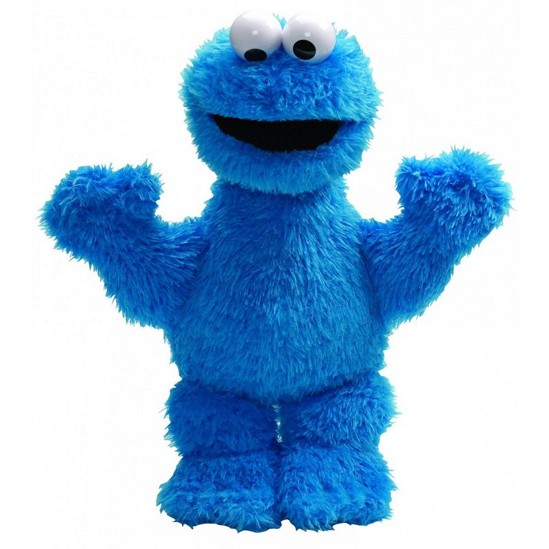 Cookie Monster Soft Toy Ttn Baby Warehouse