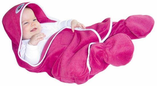 b9ccc272f5b SNUG AS A BUG POLAR FLEECE BABY WRAP LARGE CHOCOLATE - TTN Baby Warehouse