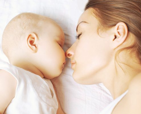 Baby Waking Extremely Frequently? Here Are 4 Things To Consider