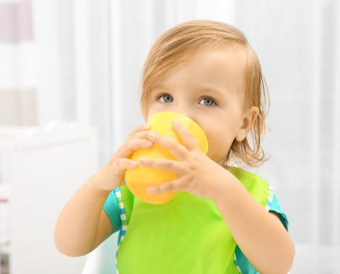 Experts Advise No Fruit Juice For First Year Of Life