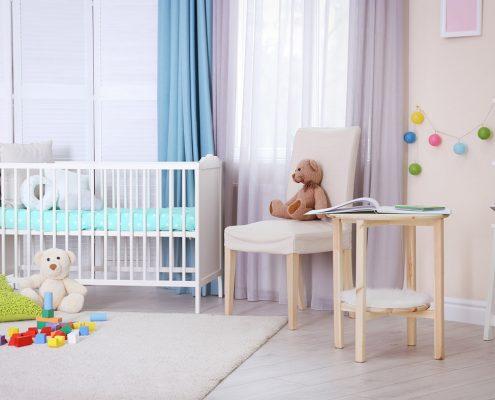 Five Nursery Furniture Essentials