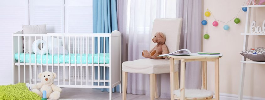 Five Nursery Furniture Essentials