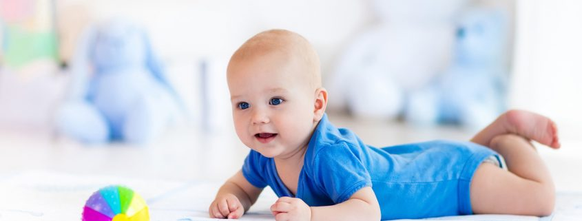 Why Do Some Babies Crawl Backwards?