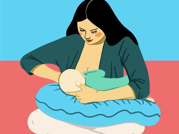 8 Breastfeeding Positions to Make Nursing Easier