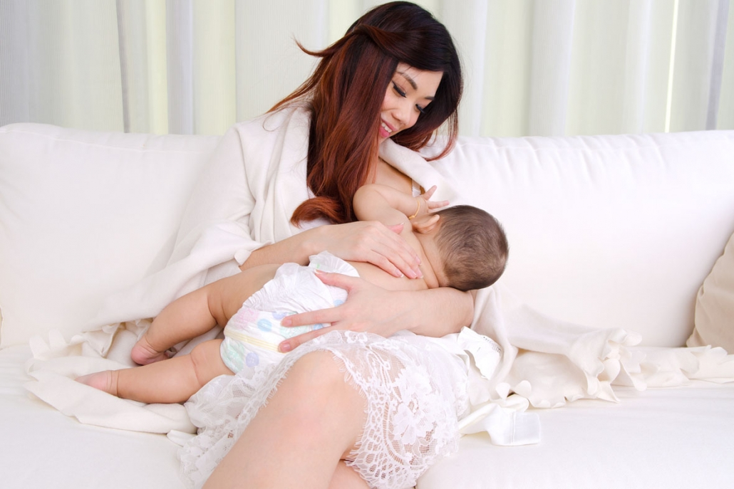What Causes Itchy Breasts While Breastfeeding And How To