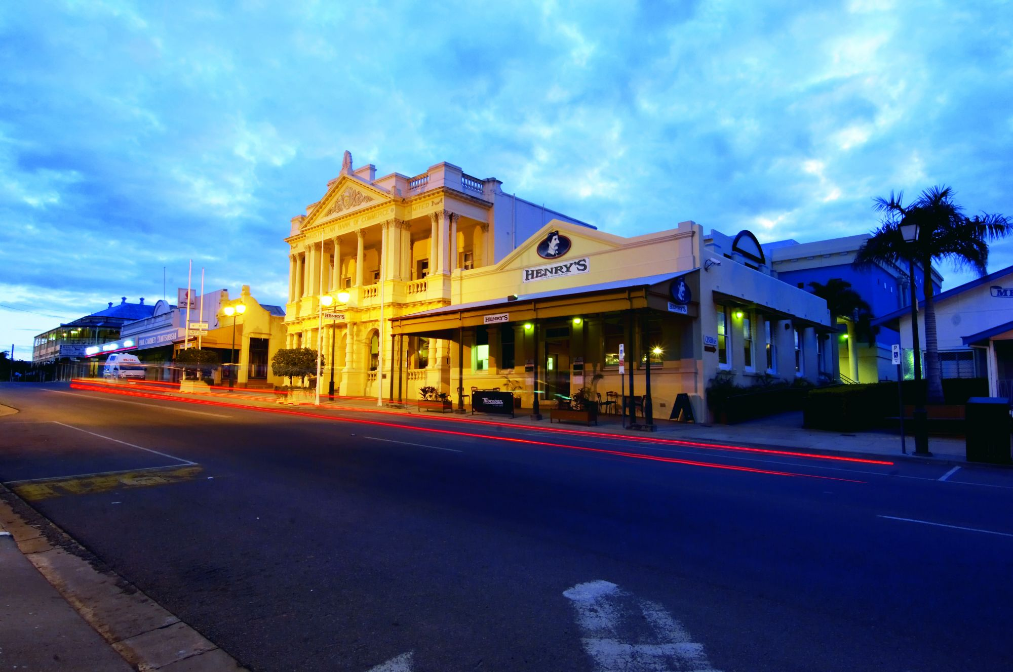 Historical Charters Towers