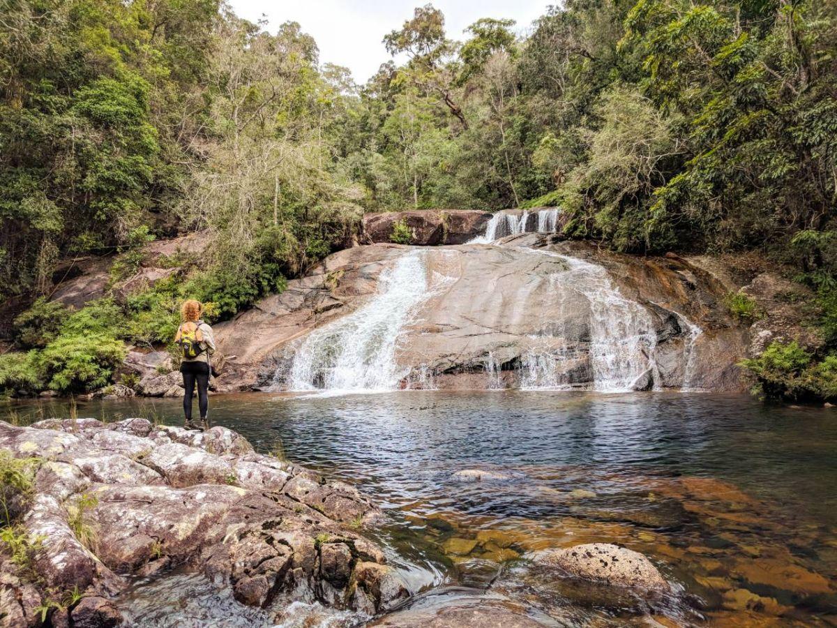 Diorite Falls
