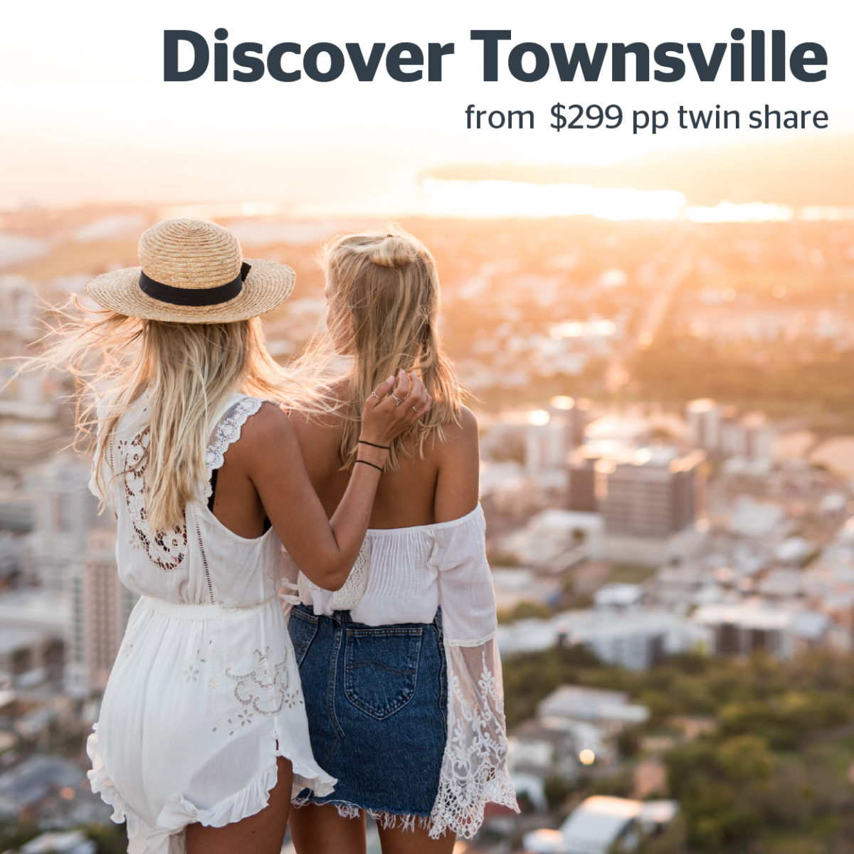 Discover Townsville
