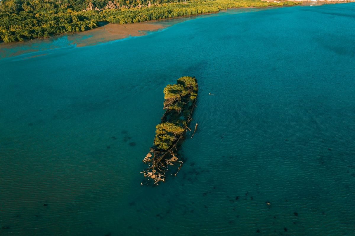SS Adelaide shipwreck
