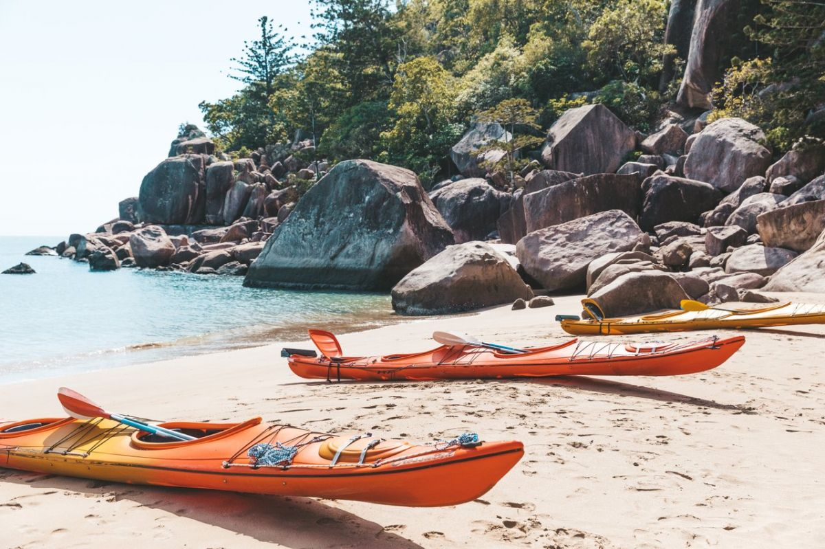 Magnetic Island Sea Kayaks